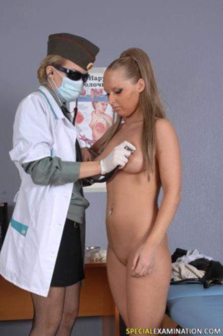 Хотела пойти в армию а попала к гинекологу извращенцу