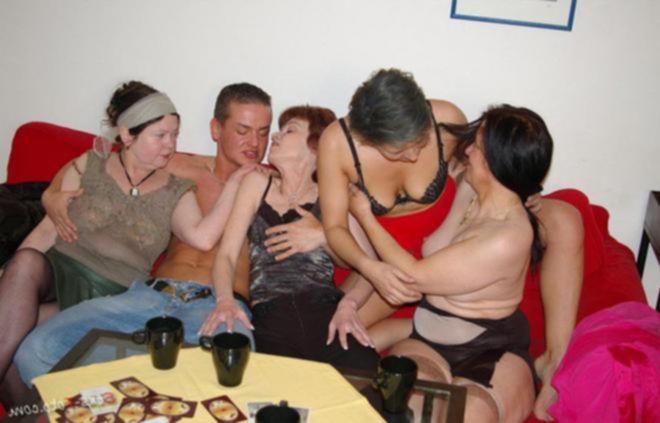 Европейская порно вечерника и ебля без презерватива со взрослыми женщинами